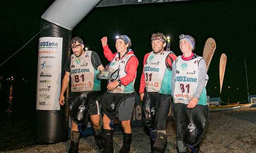 Chapter 7 - Fiordland<br>GZ Pursuit Winners
