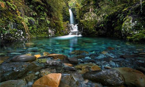 Big Waterfalls